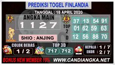PREDIKSI FINLANDIA LOTTERY 18 APRIL 2020  ANGKA MAIN : 1 1 2 7 COLOK BEBAS : 1 / 2 KEPALA : 1 / 7 EKOR : 2 / 7 SHIO : Anjing TOP 3D : 717 712  TOP 2D 12 56 88 70  01 62 59 63 37 13 54 91 09 45 67 15  Social Media Kami : WHATSAPP : +6285243178981 TWITTER : @Candi4d1 INSTAGRAM : Cscandi4d  #candiangka #prediksitogel #togelsydney #togelsentosa #togelsingapore #togelhongkong #togelfinlandia #prediksijitu #juditogel #togelonline Top 15, D 40, Singapore, Sydney, Social Media, Candy, Games, Instagram Posts, 2d