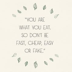 You are what you eat! So keep a healthy lifestyle! #Esprit #SS15