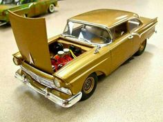"""'56-'57 Ford... if you look up """"sleeper"""" in the dictionary, this is what you would see..."""