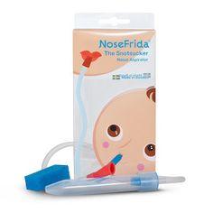 Enxoval de bebê em Miami - aspirador nasal Nosefrida ~ Macetes de Mãe