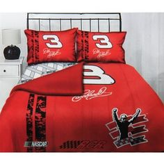 Dale Earnhardt 7-piece Full Size Bedding Set