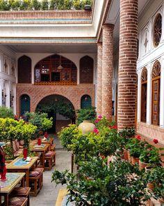 Toranj House, Isfahan, Iran