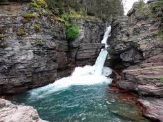 AAA Travel Guides - Glacier National Park, MT