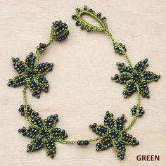 Turkish OYA Lace - Bracelet - Star *9 colors