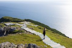 With dramatic coastlines, waterfalls, vibrant bays and beaches, it's easy to see why Canada's Cabot Trail is considered one of the world's best road trips. Nova Scotia Travel, Cabot Trail, Atlantic Canada, Road Trip Adventure, Prince Edward Island, Anne Of Green Gables, Travel And Tourism, Canada Travel, Cape Breton