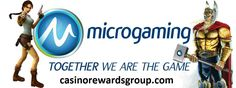 Great Games by microgaming on  casino rewards group.  http://www.casinorewardsgroup.com/casino-rewards-group-great-games.html