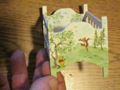 Rare Lilliput Art Doll House Furniture