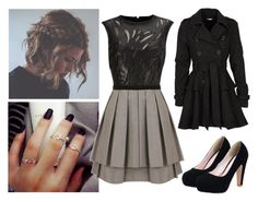 """""""Confusion"""" by josi-cullen ❤ liked on Polyvore featuring Steve Madden"""