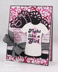 Fight Like a Girl - MFTWSC