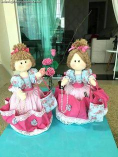 Estupendo Boneca de pano porta fraldas un passo passo #bonecasdepano - el Diseño es Ok  #boneca #bonecasdepano #fraldas #passo #porta