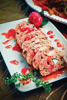 Embutido (Filipino Meatloaf)