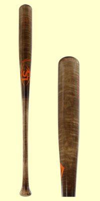 USA Handcrafted in California EASTON 110 Maple Wood Baseball Bat 2020 Medium Barrel // Handle Balanced Larger Knob North American Maple