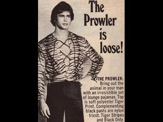 THE PROWLER IS LOOSE