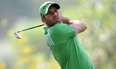 Sergio Garcia and Taylormade / Adidas Clothing lines