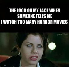 Explore funny Halloween memes pictures you should read on this Halloween eve. We include adult memes, funny memes, creepy or scary memes for Halloween Horror Movies Funny, Best Horrors, Halloween Funny, Movies, Scary Movies, Horror Movies, Funny Horror, Halloween Horror, Funny