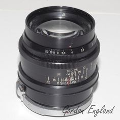 Jupiter-9 85mm F/2 short telephoto portrait lens, Keiv/Contax RF mount in original unmodified condition.