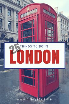 25 Things to do in London with Kids #londonwithkids