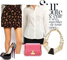 """""""Make a Statement"""" by voguedarling3 ❤ liked on Polyvore"""