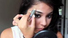 Pretty Little Liars Makeup/Hair Tutorial - ARIA: ways to define your eyebrows. love her beautiful, simple hair & makeup tutorials