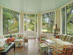 English style, the interior