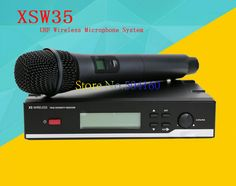 >> Click to Buy << True Diversity Stage Singer XSW35 Professional UHF Wireless Microphone System XSW35 Vocal Cordless Karaoke Handheld Mic Mike #Affiliate
