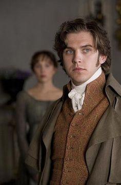 Dan Stevens as Edward Ferrars, Sense and Sensibility 2008