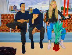 Sunday Morning Overground by tristan pigott (2013)
