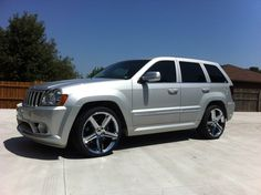 Jeep SRT8-Maybe once the truck is paid off!!!