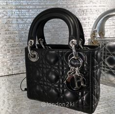 Dior Mini Lady Dior with chain RM11,800 ❤❤❤ it? Order now. Once it's gone, it's gone! Just WhatsApp me +44 7535 715 239, Erwan.  Click my account name for other great items. #l2klDior #l2klDior #l2klDior