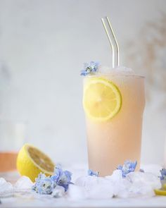 Lemonade Frosé