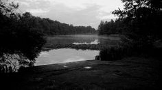 a beautiful lake where my parents live, Oldenburg, Germany