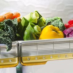 Optimize the Freshness of Your Produce by Storing It Right: Without getting too technical about exact temperatures — or the ripening gas known as ethylene — here's a simple chart that lays out where to store your most common produce, whether at room temperature, on a refrigerator shelf, or in the crisper (the coldest fridge drawer).
