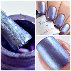 Today I am featuring Shall We Shoot Them? It is a periwinkle purple nail polish with subtle blue shimmer. Dries to a satin finish. Opaque in two thin coats. Glossy topcoat recommended. It is $8 and available at my etsy shop linked below. Thank you Ashley at fireangel120 for the beautiful photos!  https://www.etsy.com/listing/477717272/shall-we-shoot-them?ref=shop_home_active_9