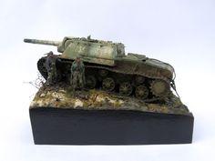 1/35 SU 152 by Kuba Bartosik