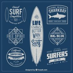 surf sereio desenho