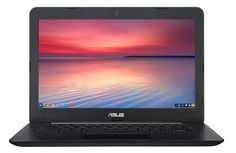 DEAL: ASUS Chromebook 13-Inch HD with Gigabit WiFi, 32GB Storage & 4GB RAM (Black) $100 OFF at Amazon for $229