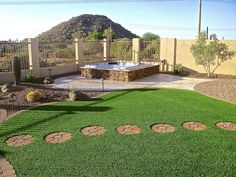 Spas by Design Photo Gallery   Hot Tub Builder Experts Surprise, AZ - Hot Tub with a View