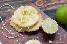 Limetten Cookies  #Kekse #Cookie #Limette #Sommer #Kleingebäck