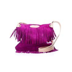 Medium Suede Tassel Sling – Purple from Peace, Love & Tie-Dye - R499 (Save 23%)
