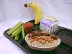 Bare Burrito Bowl using Charro Style Seasoning Mix (V461) and Cilantro Lime Rice Seasoning Mix (S162)