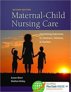 Maternal-Child Nursing Care, Optimizing Outcomes for Mothers, Children, and Families 2nd edition Ward $19.00  Download: maternal child nursing care 2nd edition test bank Price: $19 Published: 2015 ISBN-10: 0803636652 ISBN-13: 978-0803636651