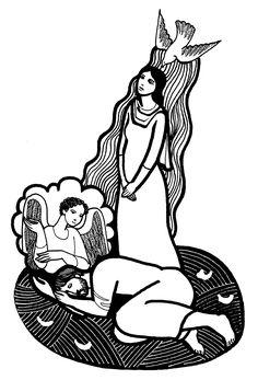 Evangelio según san Mateo (1,18-24), del domingo, 18 de diciembre de 2016