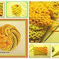 Comme son nom l'indique, le TAWASHI est originaire du Japon! C'est une éponge que l'on peut tricoter ou crocheter et qui s'utilise pour...
