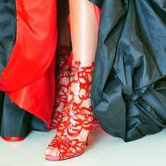 #aenniseunis #Citroen #commercial #red #catwalk