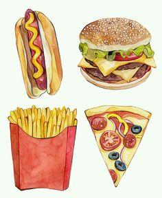Fast Food :p