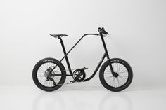 BIG20 is designer Joey Ruiter's latest stripped down urban commuter for Inner City Bikes.