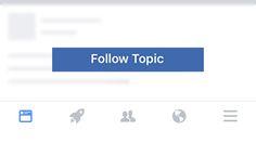 Non solo pagine e persone, su Facebook potrai seguire anche gli argomenti https://www.sapereweb.it/non-solo-pagine-e-persone-su-facebook-potrai-seguire-anche-gli-argomenti/ Prima ilNews Feed alternativoe ora un News Feed rinnovato: è questo il nuovo esperimento cheFacebooksta portando avanti su un ristretto numero di utenti che potrebbeattenuarel'effetto filter-bubble, quello che fa vivere il pubblico in una bolla di pareri e visioni del mondo affini ai...
