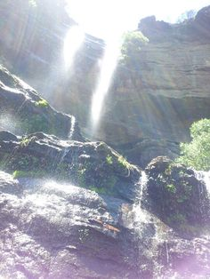 Such a great waterfall ~