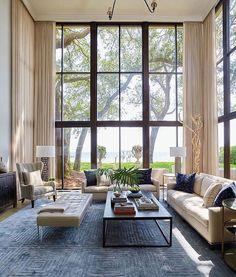 31 Most Popular Contemporary Living Room Decor Interior Designs Need You Copy | lingoistica.com #livingroom #livingroomdecor #contemporarylivingroom