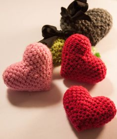 Crochet Love Heart Pattern by EstherMouse on Etsy, £1.50
